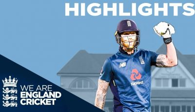 Brilliant Stokes & Roy Guide England to Series Win | England v Pakistan 4th ODI 2019 – Highlights