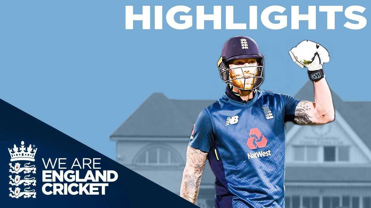 Photo of Brilliant Stokes & Roy Guide England to Series Win | England v Pakistan 4th ODI 2019 – Highlights