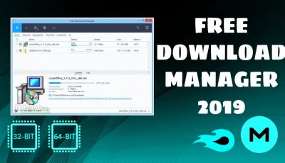 FREE DOWNLOAD MANAGER [MEJOR ALTERNATIVA A IDM] [2019]