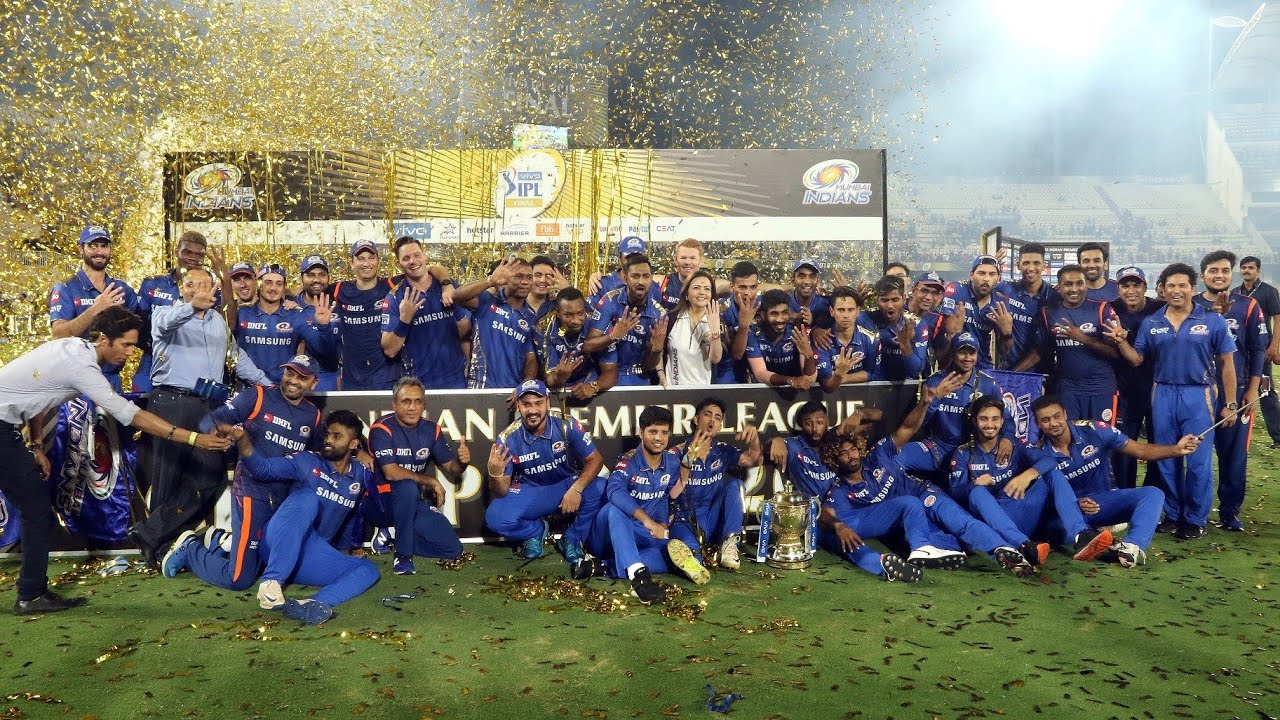 Photo of Champions of IPL 2019 | Mumbai Indians