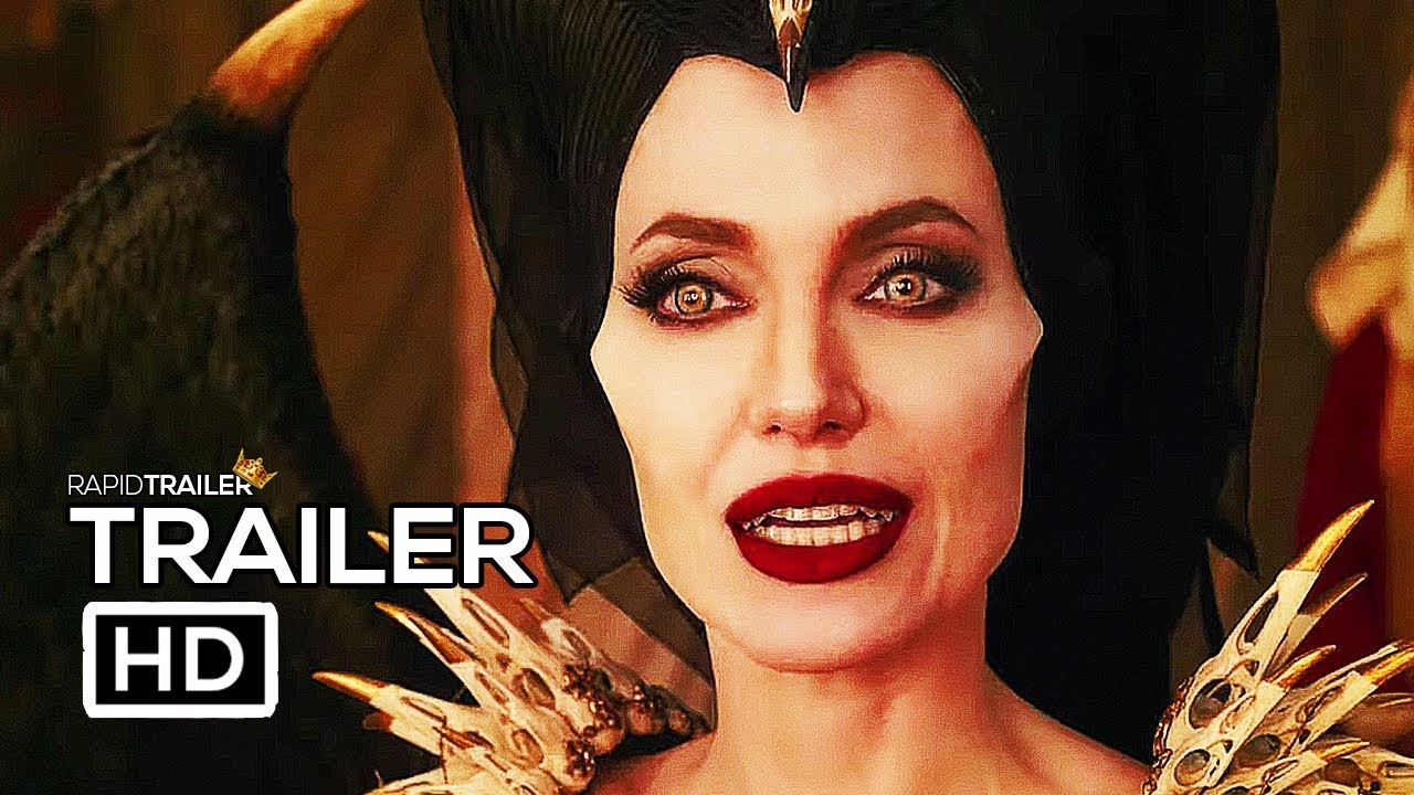 Photo of MALEFICENT 2: MISTRESS OF EVIL Official Trailer (2019) Angelina Jolie, Disney Movie HD