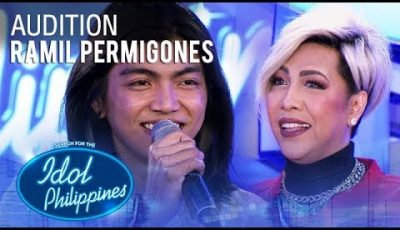 Ramil Permigones – Put Your Head on My Shoulder | Idol Philippines Auditions 2019