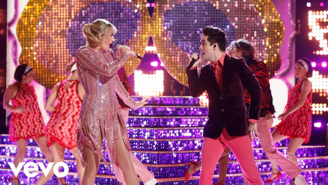 Photo of Taylor Swift – ME! (Live on The Voice / 2019) ft. Brendon Urie