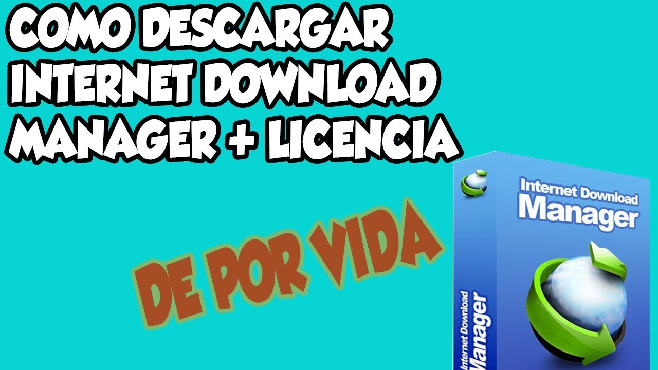 Photo of ⚑Como Descargar Internet Download Manager + Licencia De Por Vida