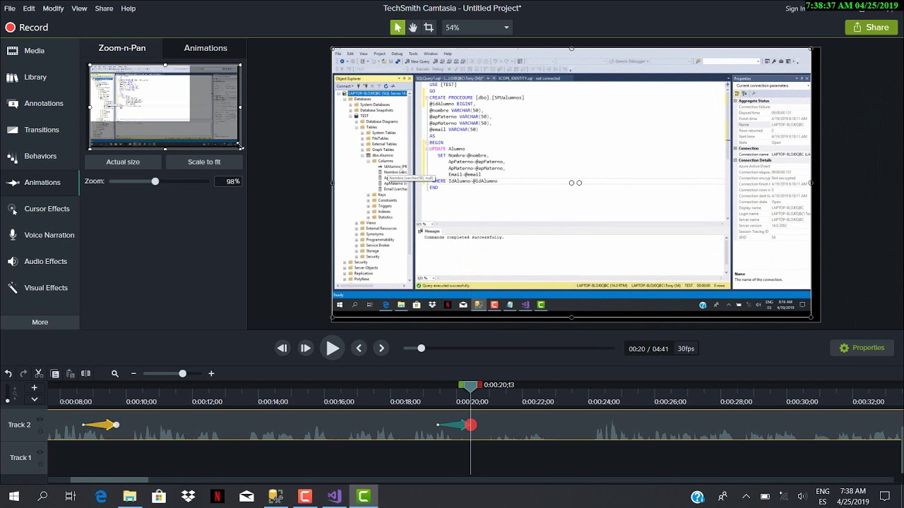 Photo of CAMTASIA STUDIO 2018 acercameinto(Zoom)