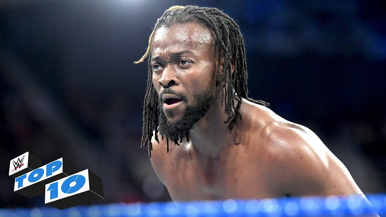 Photo of Top 10 SmackDown LIVE moments: WWE Top 10, May 21, 2019