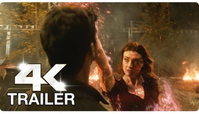 X-MEN DARK PHOENIX : 6 Minute Trailers (4K ULTRA HD) NEW 2019
