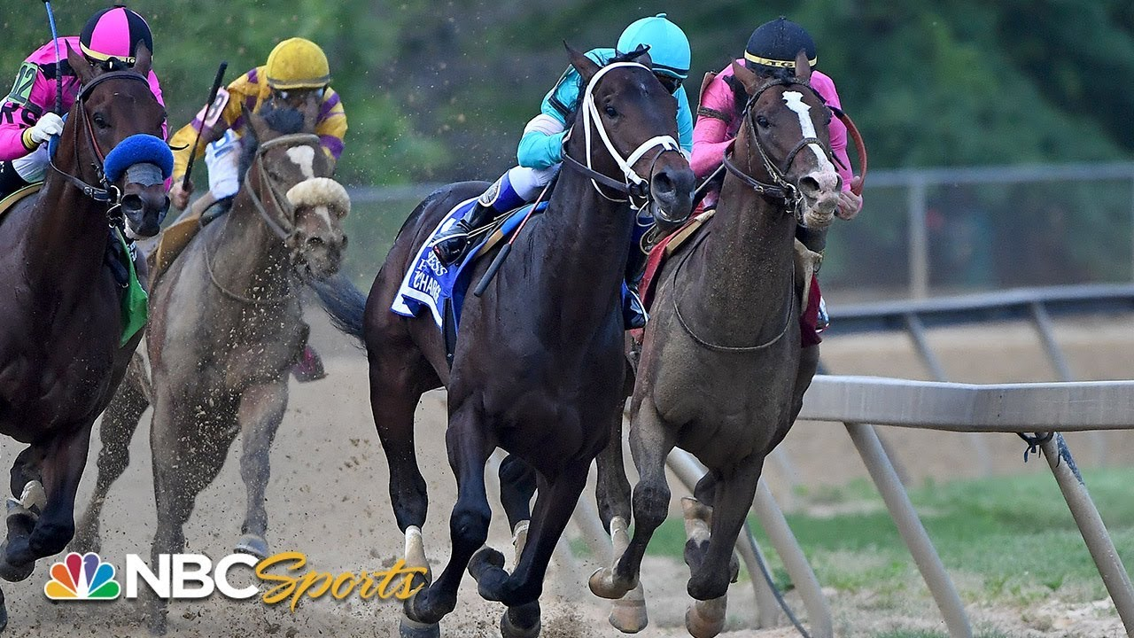Photo of Preakness Stakes 2019 (FULL RACE), jockey John Velazquez thrown from horse | NBC Sports