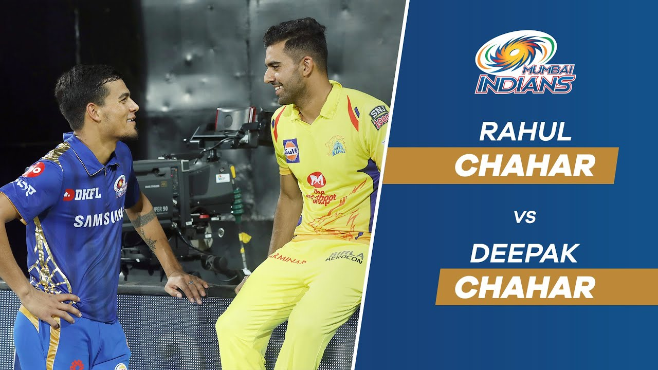 Photo of Chahar vs Chahar | Chennai Super Kings vs Mumbai Indians | IPL 2019