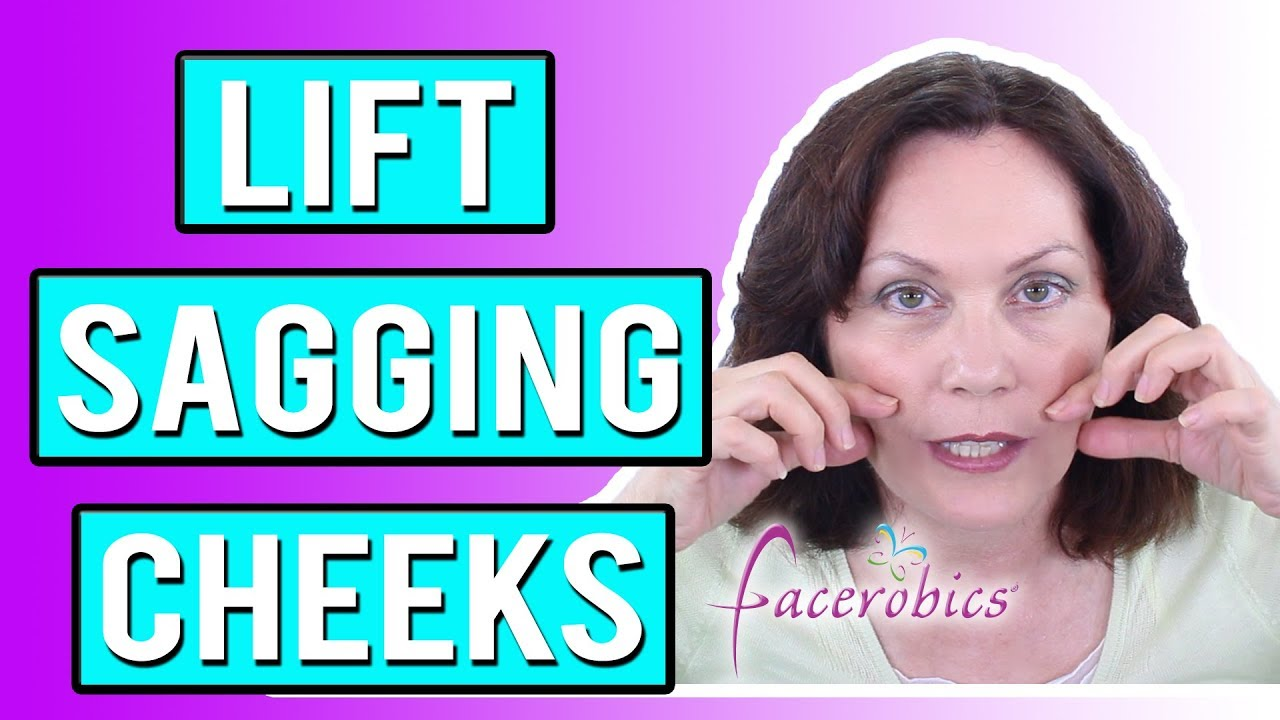 Photo of How to Lift Sagging Cheeks Naturally using Facial Exercise