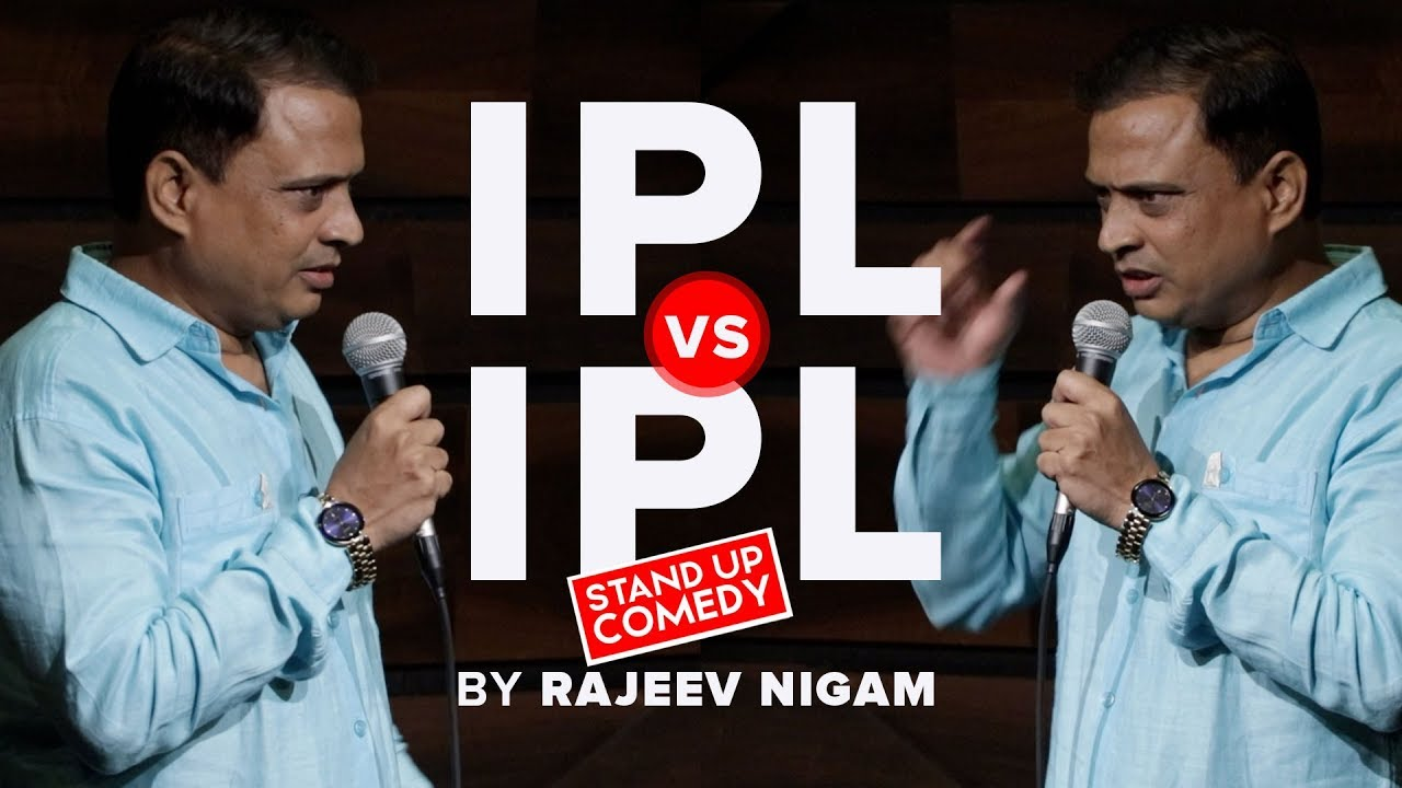 Photo of IPL V  IPL (Indian Politician League) | BY Rajeev Nigam