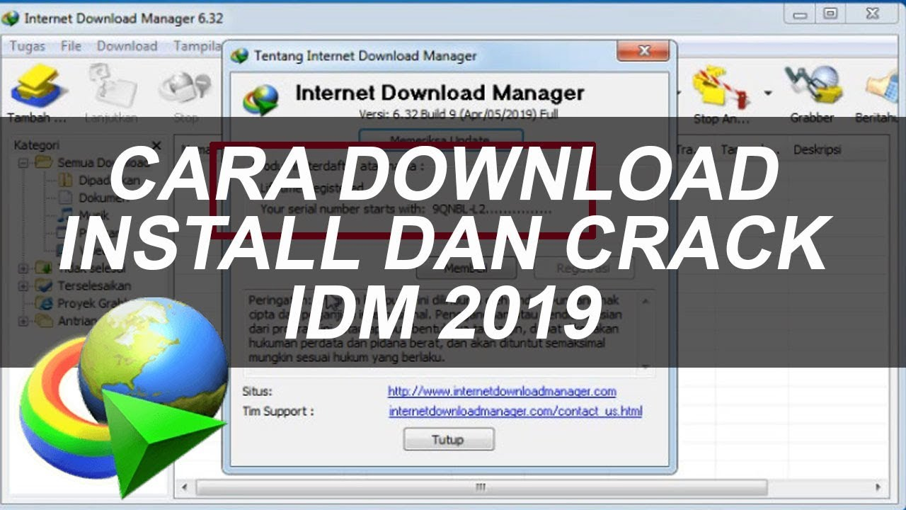 Photo of cara crack idm 2019 | internet download manager