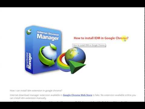 Photo of How to install Internet download manager in Google Chrome free | 2019