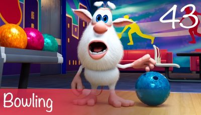 Booba – Bowling – Episode 43 – Cartoon for kids