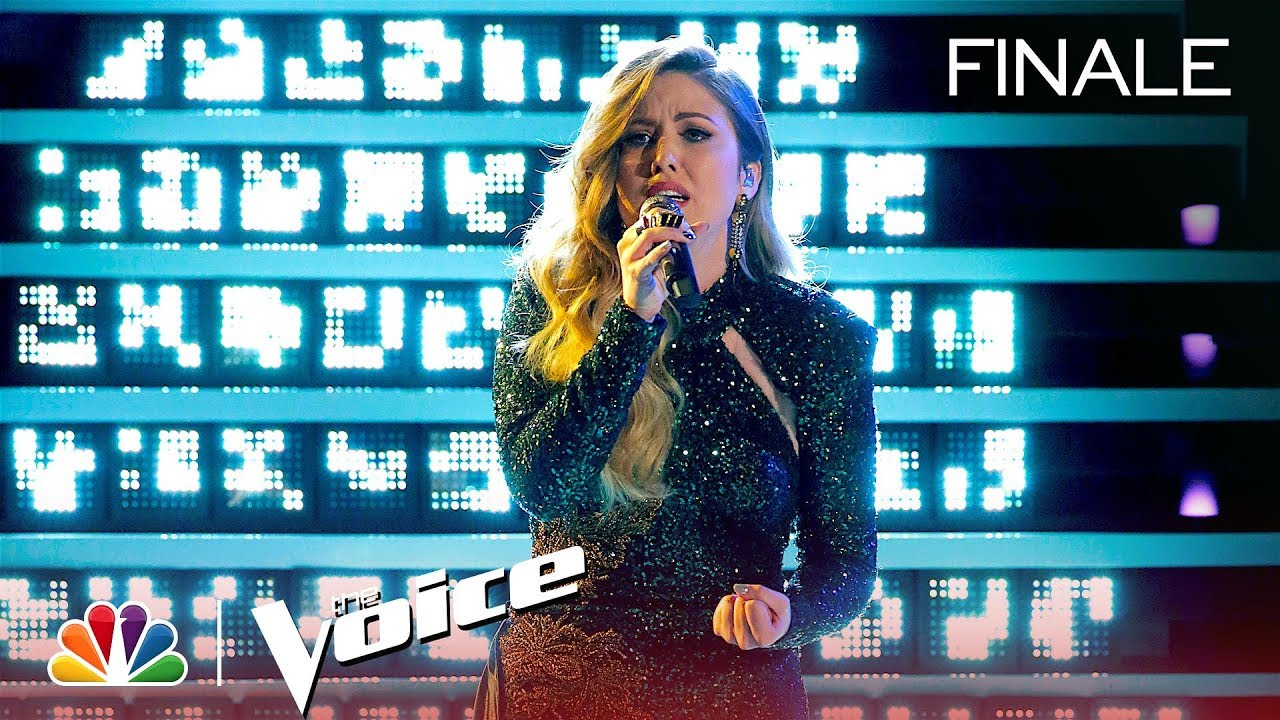 "Photo of Maelyn Jarmon Performs Leonard Cohen's ""Hallelujah"" – The Voice Live Finale 2019"