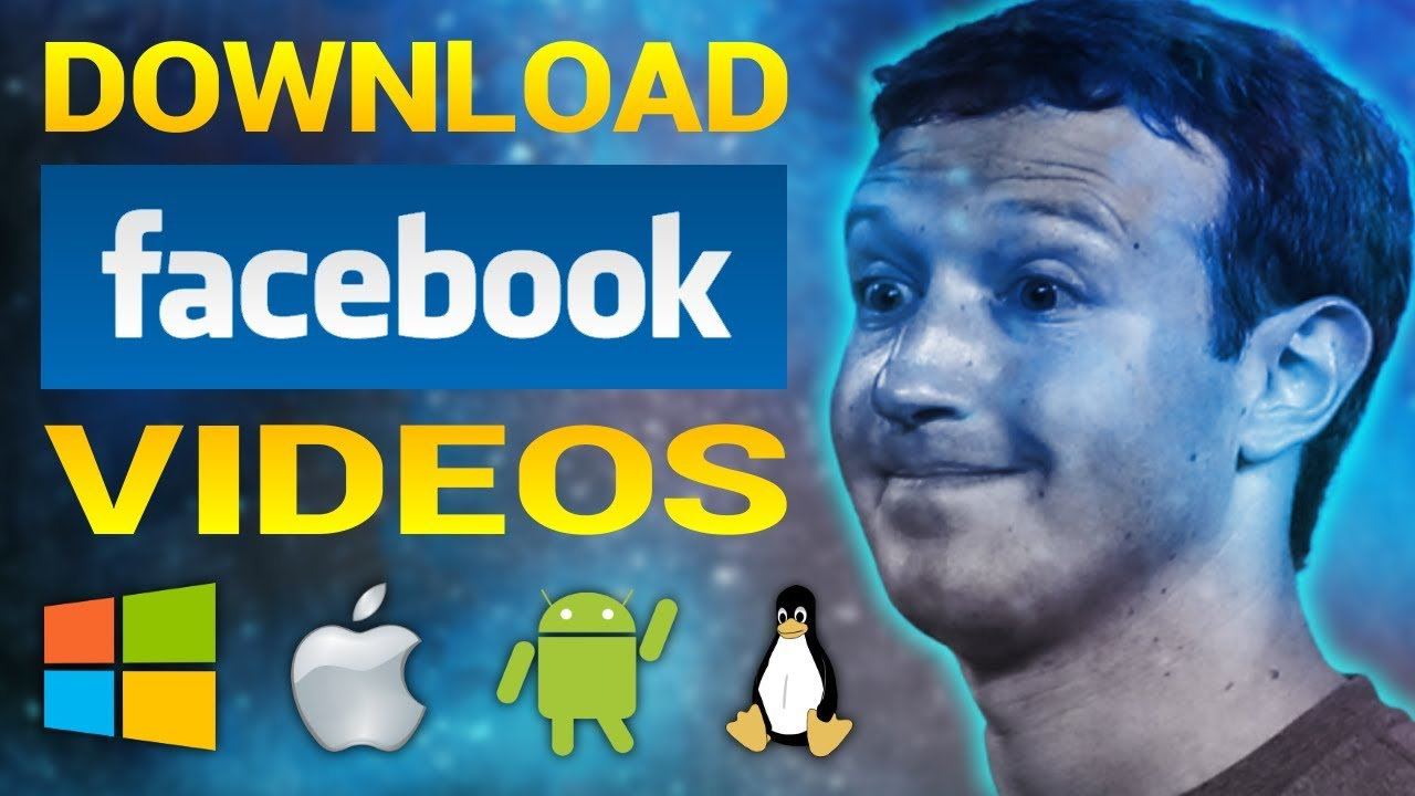 Photo of How To Download Facebook Videos On Any Device (2019 TUTORIAL)