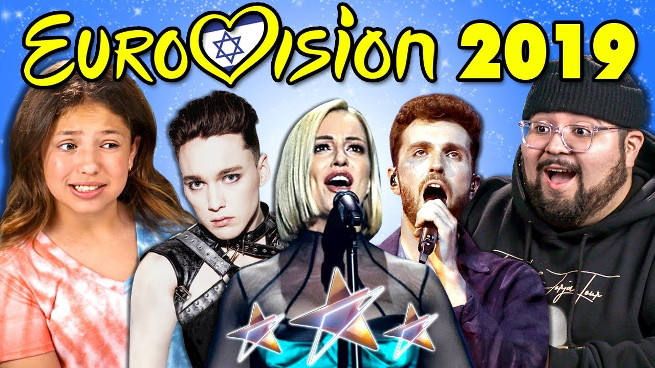 Photo of Generations React To Eurovision Song Contest 2019