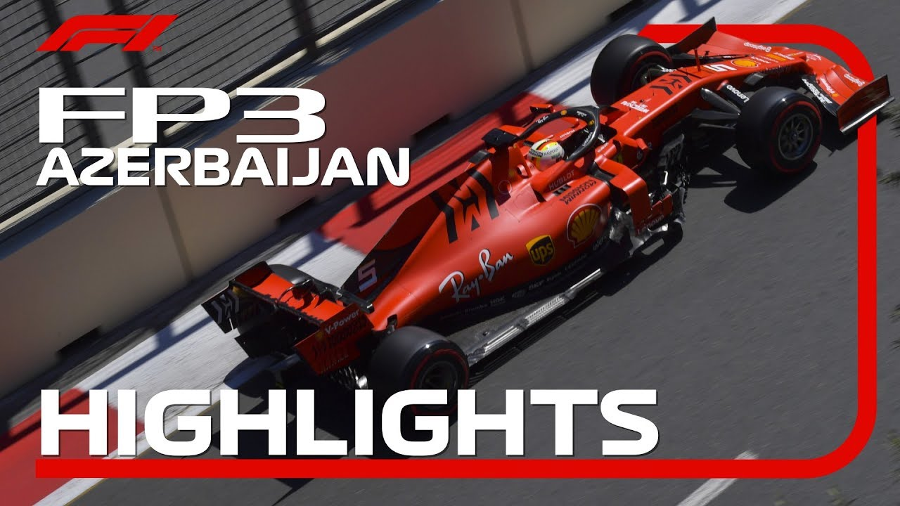Photo of 2019 Azerbaijan Grand Prix: FP3 Highlights