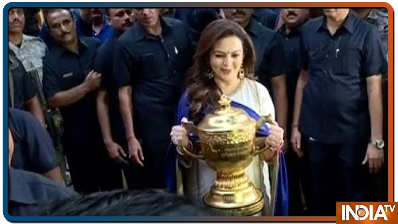 Photo of Mumbai Indians return home to rapturous welcome after 4th IPL title