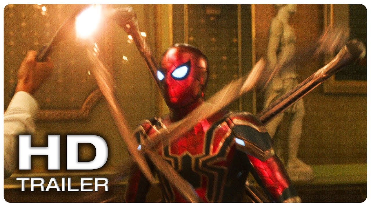 Photo of SPIDER MAN FAR FROM HOME Trailer #2 Official (NEW 2019) Tom Holland Superhero Movie HD