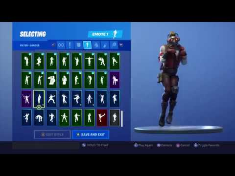 Photo of رقصات فورت نايت Fortnite Dancing