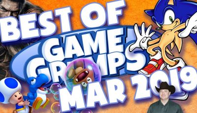 BEST OF Game Grumps – March 2019