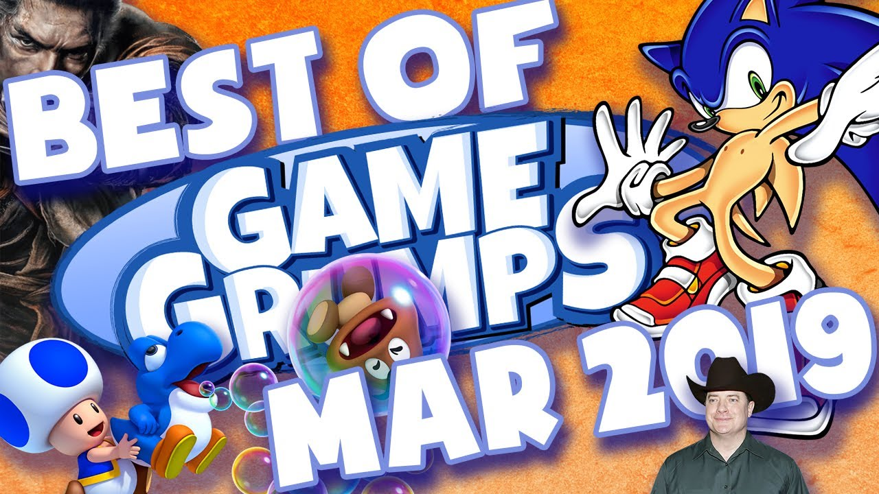 Photo of BEST OF Game Grumps – March 2019