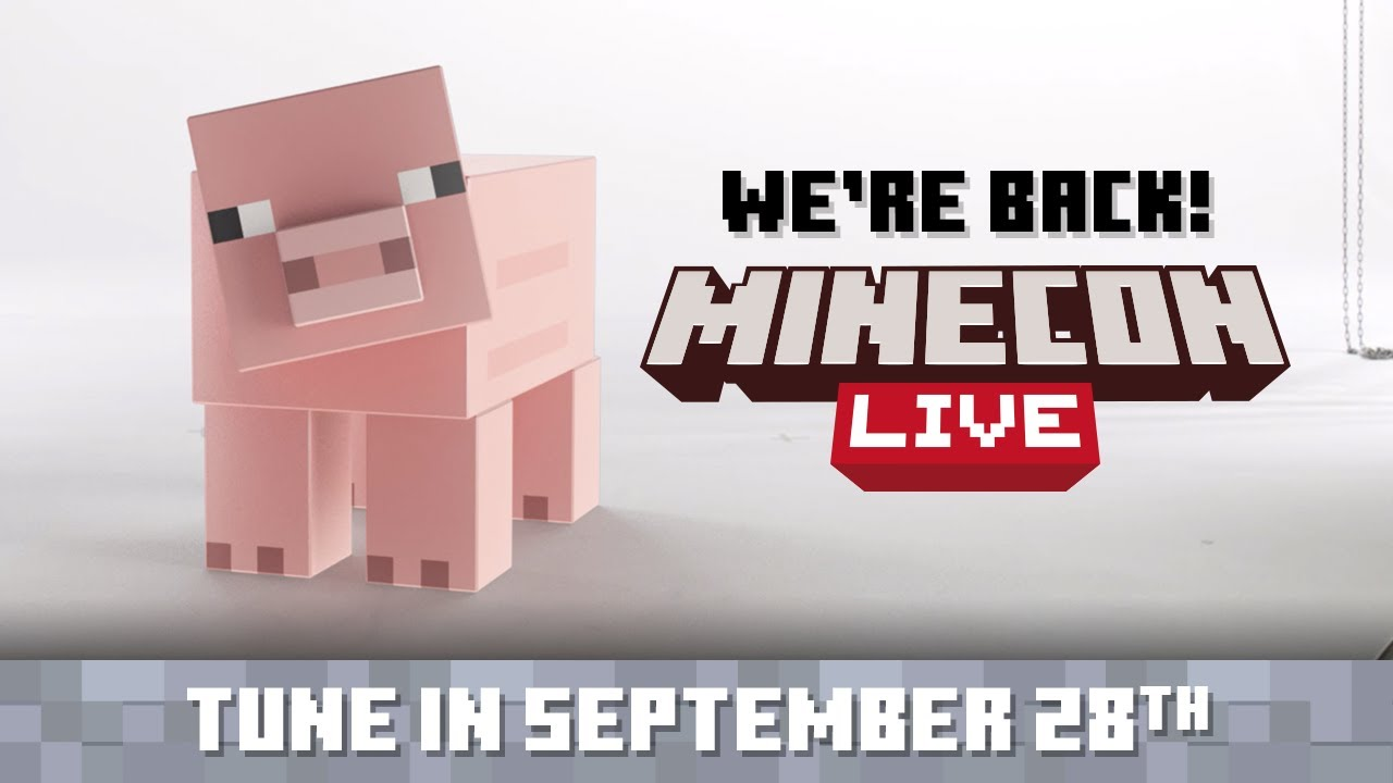 Photo of Announcing: MINECON Live 2019