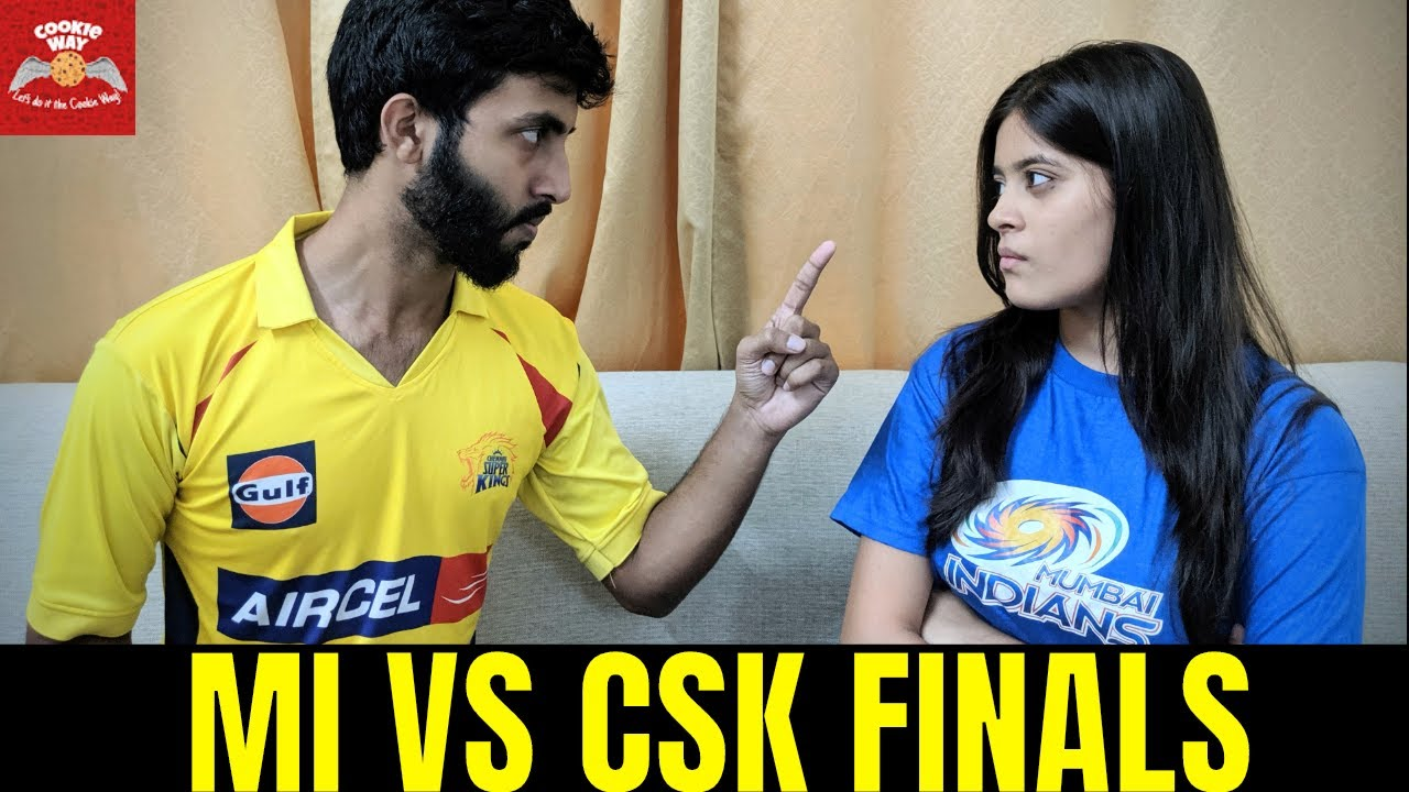 Photo of MI vs CSK Finals – IPL 2019 Finals – Mumbai Indians vs Chennai Super Kings
