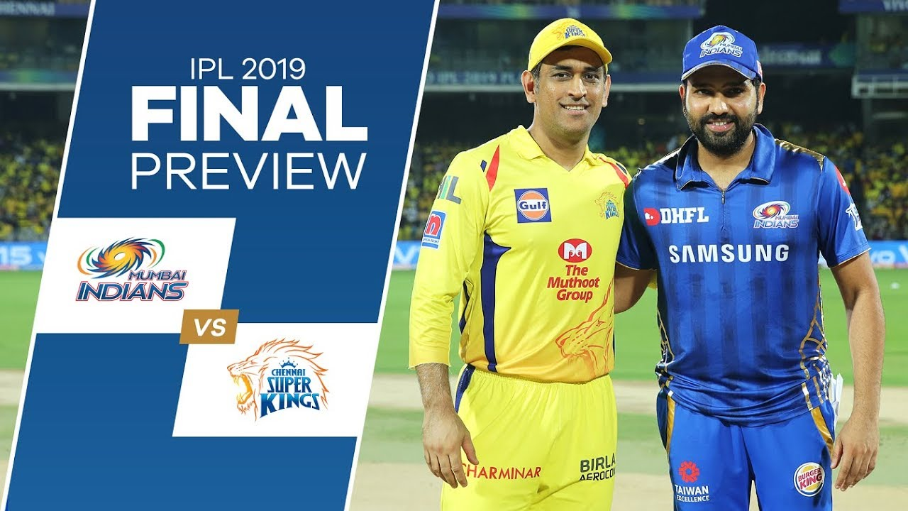 Photo of IPL 2019 Final Preview | Mumbai Indians vs Chennai Super Kings