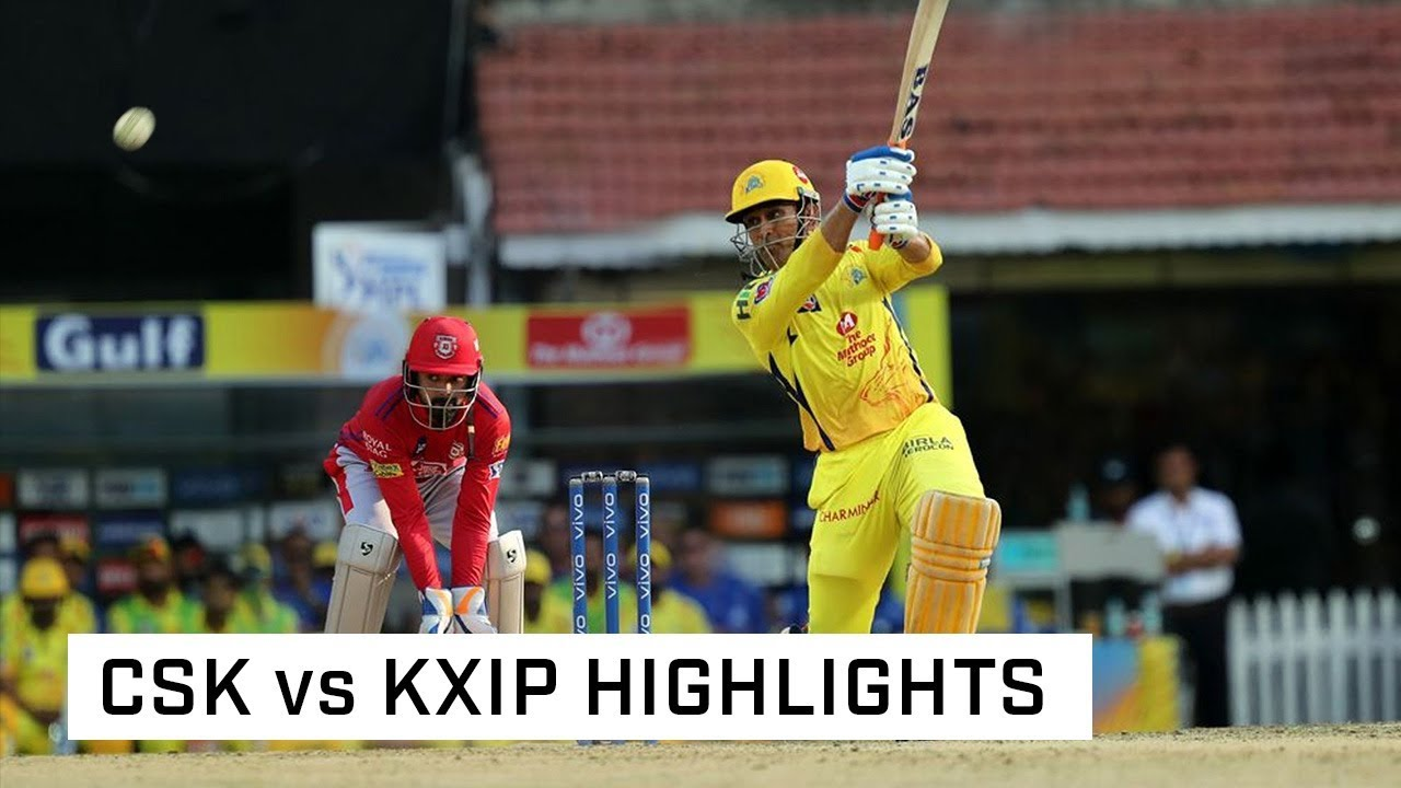 Photo of CSK vs KXIP FULL HIGHLIGHTS, IPL 2019 Match 18
