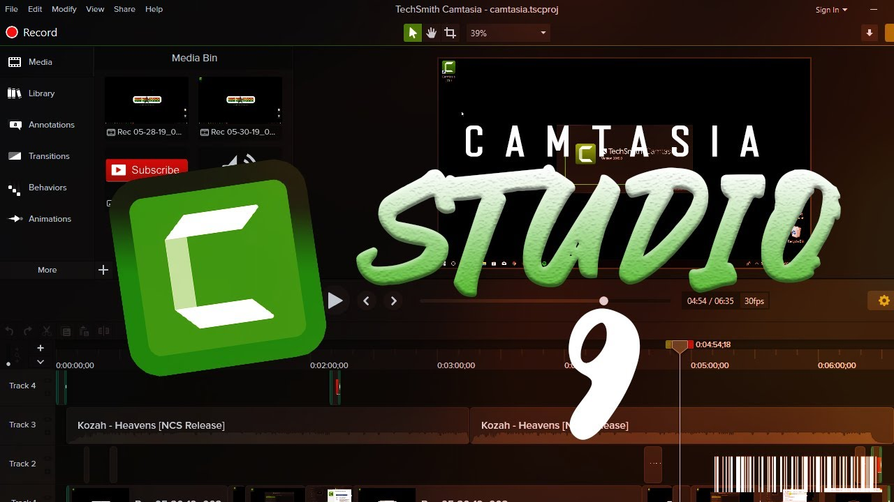 Photo of Camtasia Studio 9 Full Version – No Watermark…100% working – 2019