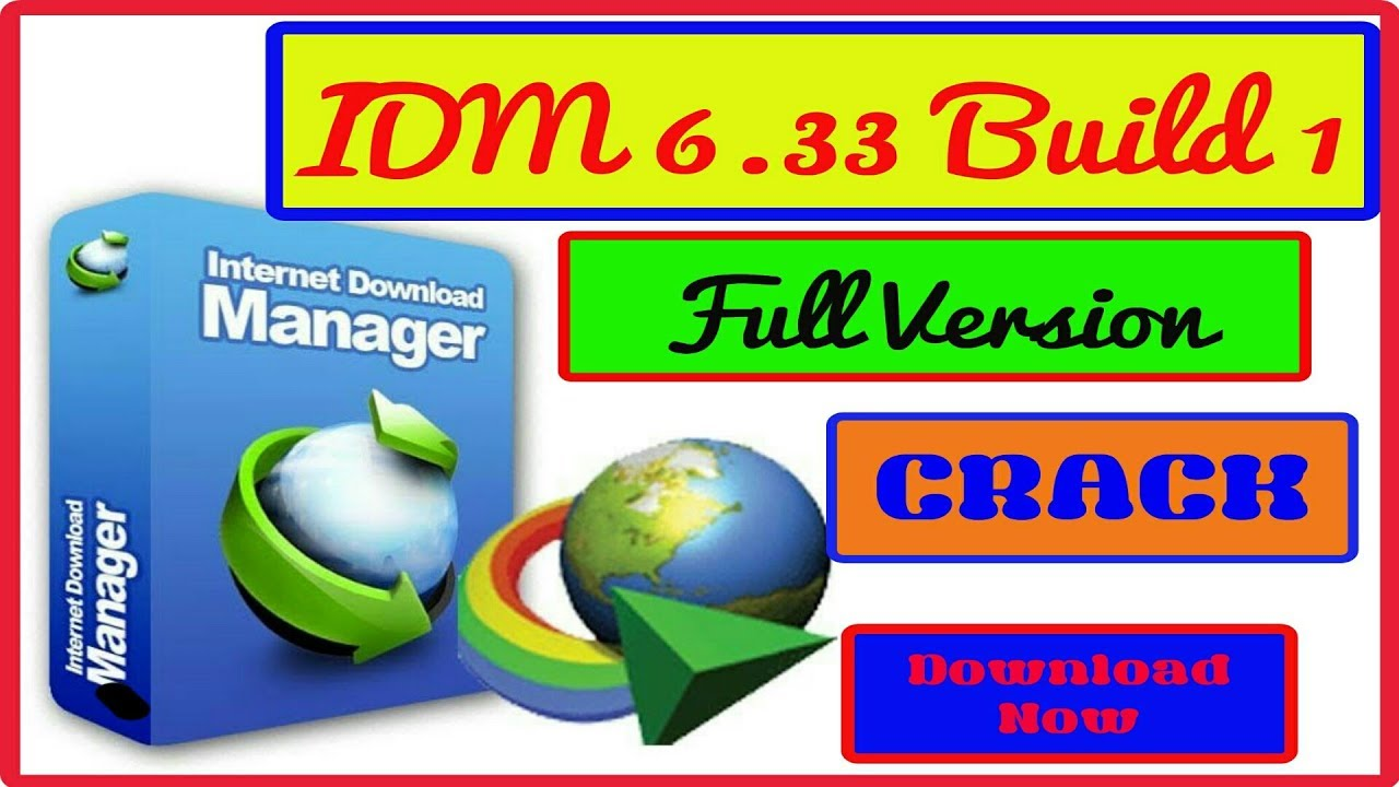 Photo of IDM Download manager 6.33 Build 1 crack free download
