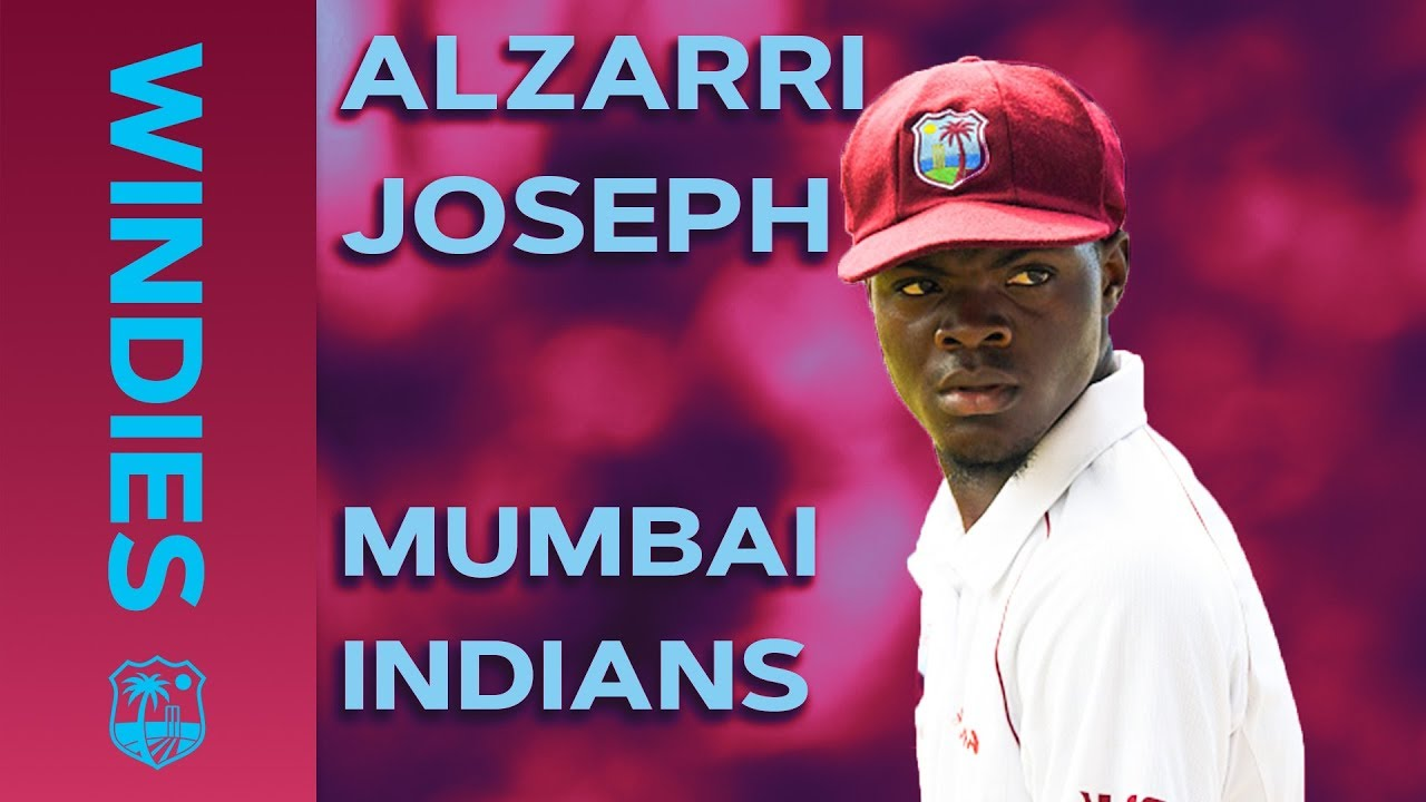 Photo of IPL Player Watch | Alzarri Joseph | Mumbai Indians