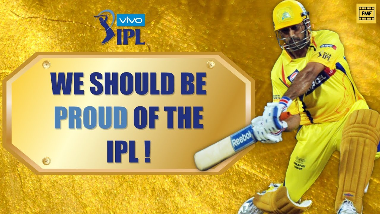 Photo of We Should Be Proud Of The IPL! | IPL 2019 | FMF