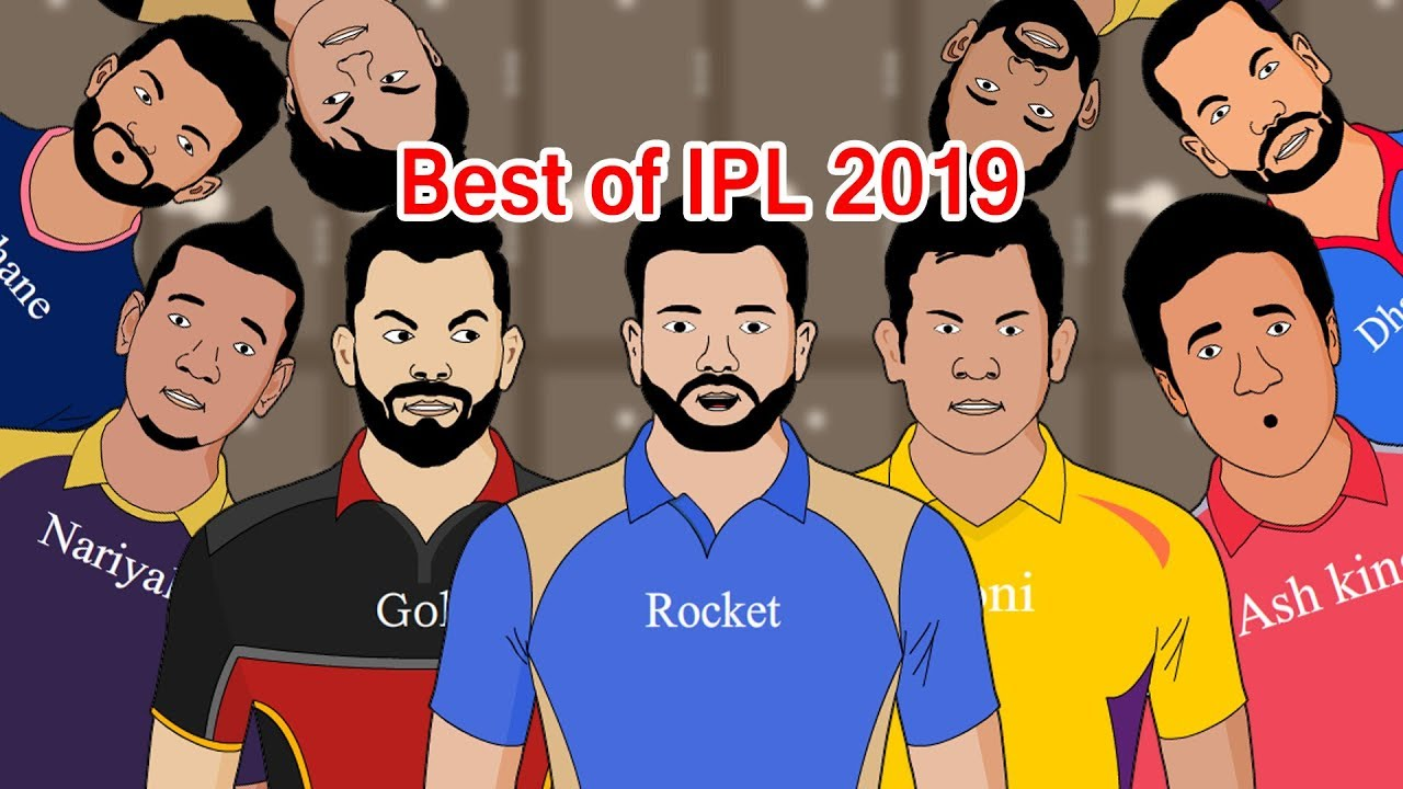 Photo of Best of IPL 2019 | Spoof |