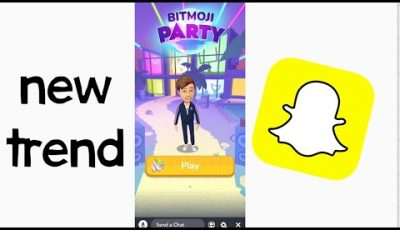 NEW Snapchat Bitmoji PARTY Game – How To Play & Tutorial