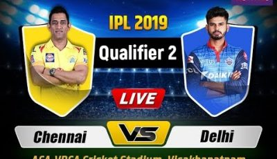 VIVO IPL 2019 LIVE : CSK VS DC 2nd QUALIFIER MATCH LIVE SCOREBOARD AND COMMENTARY | ASHES CRICKET