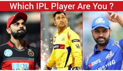 Which IPL Player Are You ? (Indian) – Vivo IPL 2019 || Which Cricketer Are You || by Jay Shivray