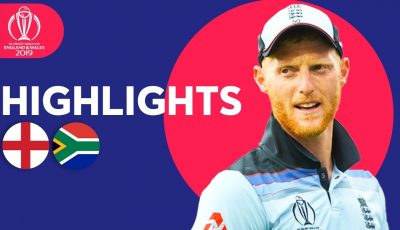 Stokes Stars In Opener! | England vs South Africa | ICC Cricket World Cup 2019 – Match Highlights