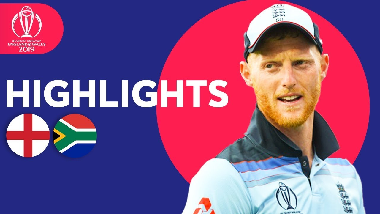 Photo of Stokes Stars In Opener! | England vs South Africa | ICC Cricket World Cup 2019 – Match Highlights
