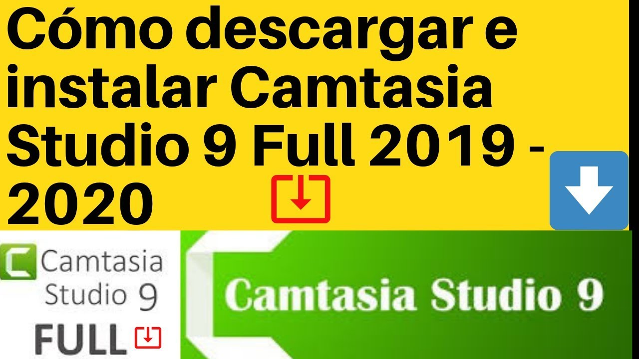 Photo of Cómo descargar Camtasia Studio 9 Full e Instalarlo en Windows 7 / 10 – 2019/2020 – Editor de videos