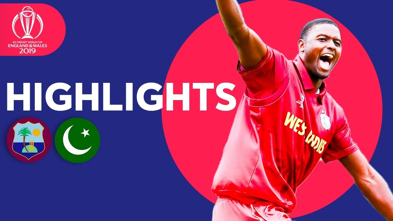 Photo of Pakistan Bounced Out For 105 | Windies vs Pakistan | ICC Cricket World Cup 2019 – Match Highlights