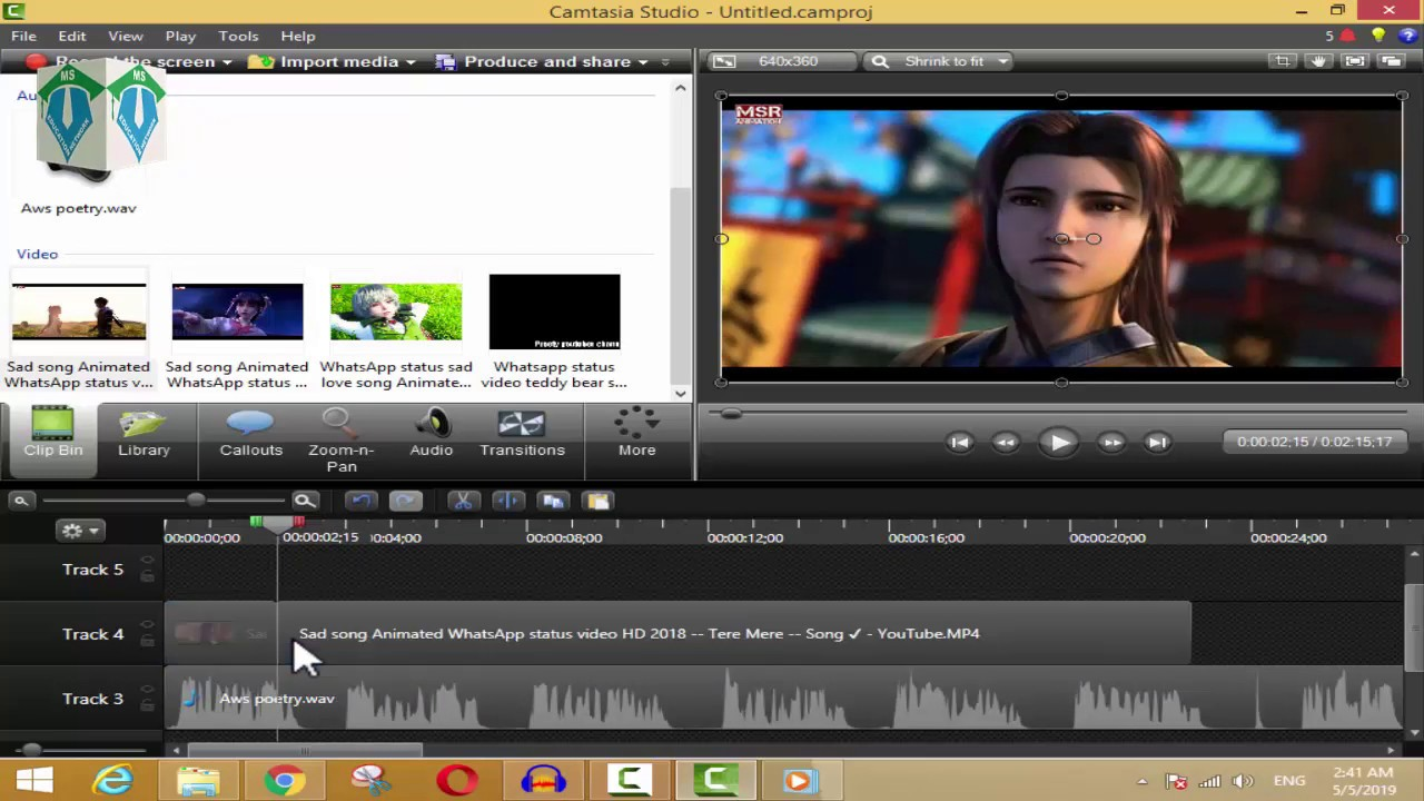 Photo of How To Make Animation Video & Edit video On Camtasia  Studio 8  | Complete Course in This video