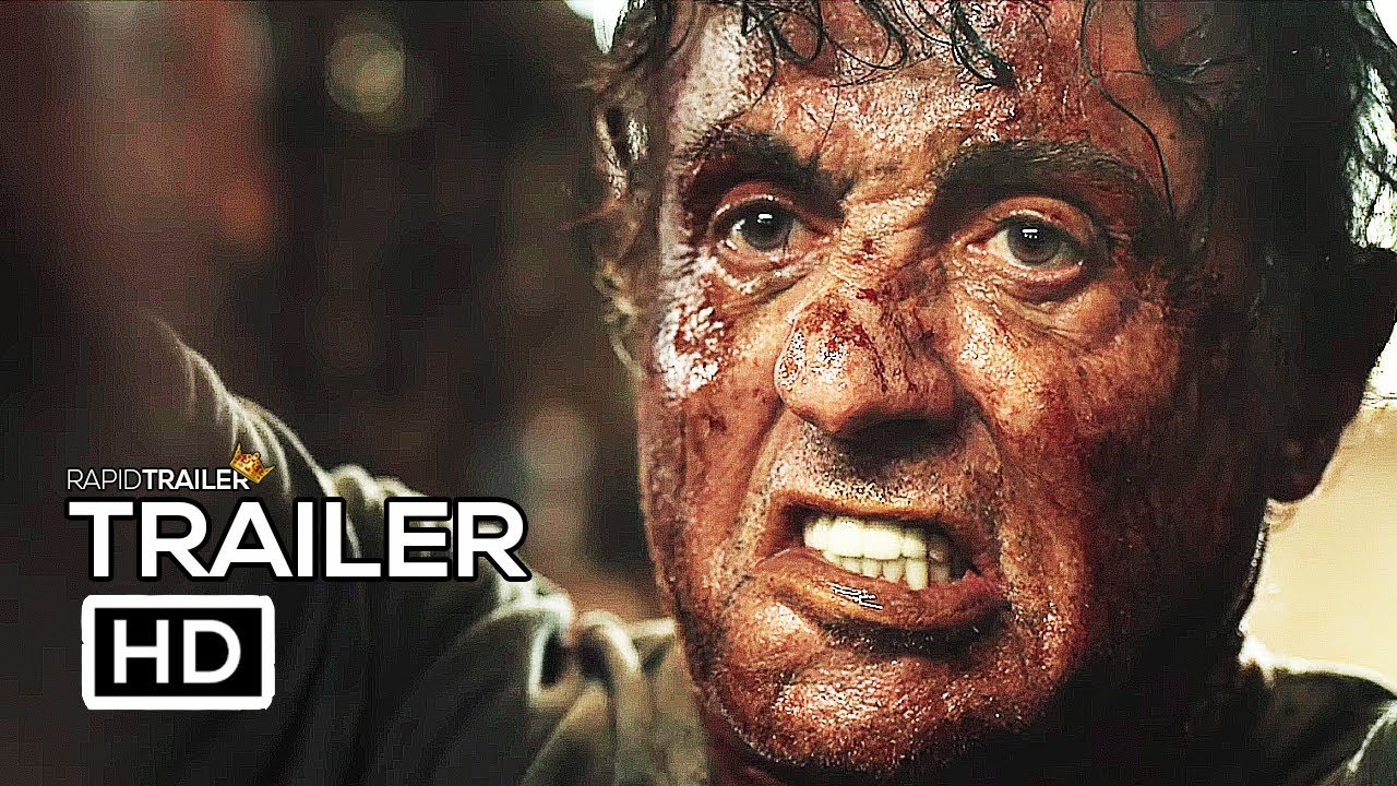 Photo of RAMBO 5: LAST BLOOD Official Trailer (2019) Sylvester Stallone, Action Movie HD