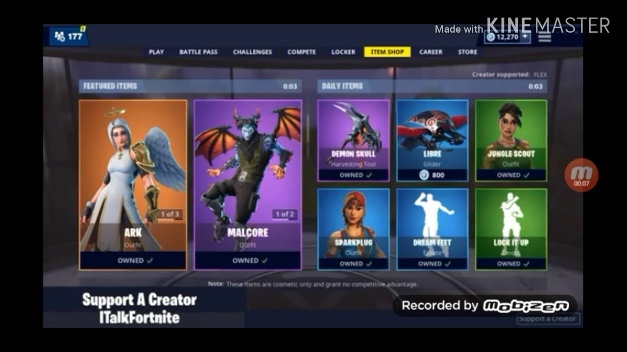 Photo of فورت نايت آيتم شوب اليوم (الثلاثاء 4.6.2019)  fortnite item shop today