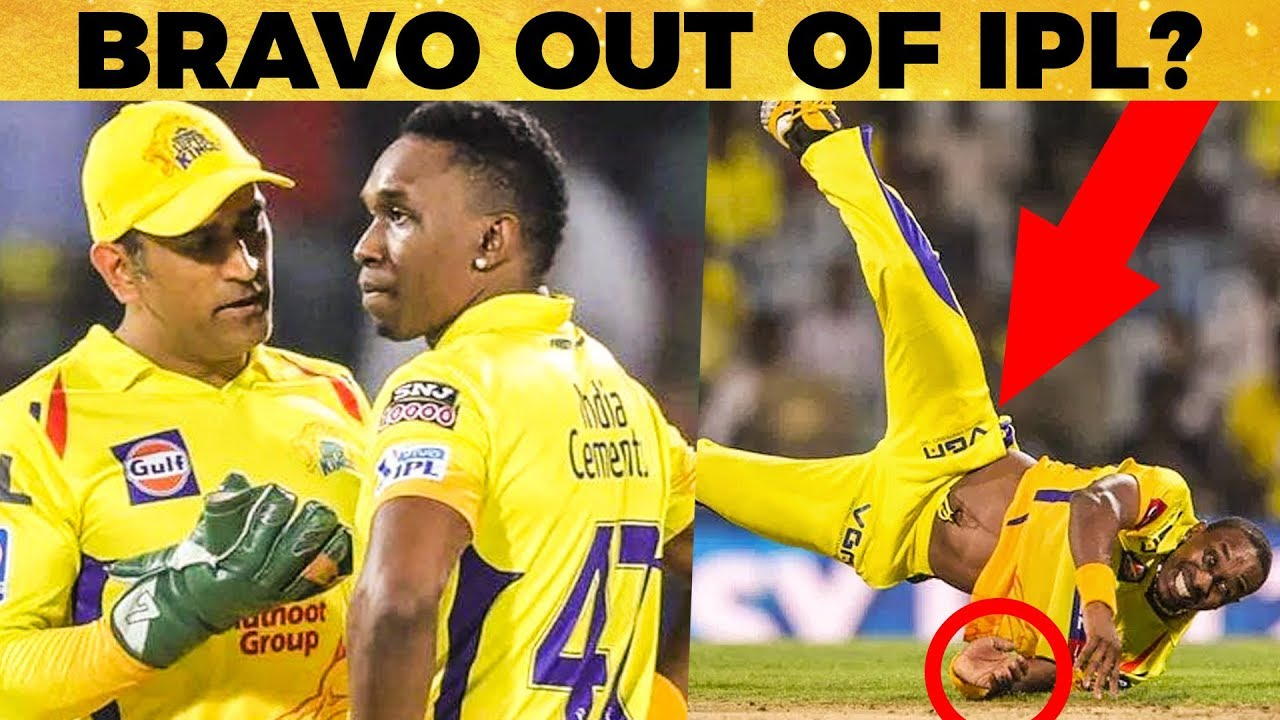 Photo of Massive Loss For CSK: Bravo OUT OF IPL? – Dhoni | IPL 2019