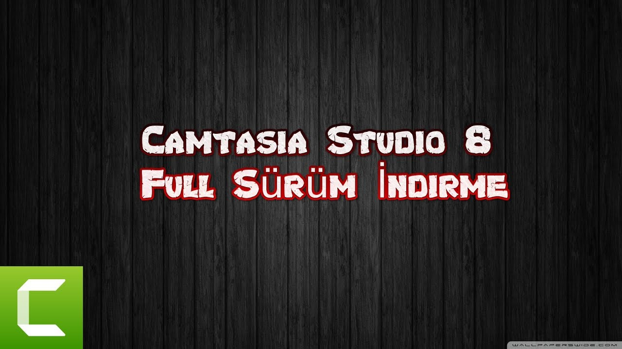 Photo of Camtasia Studio 8 Full Sürüm indirme