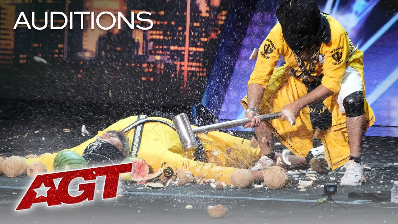 Photo of This Danger Act From India Will SCARE You With A SMASH! – America's Got Talent 2019