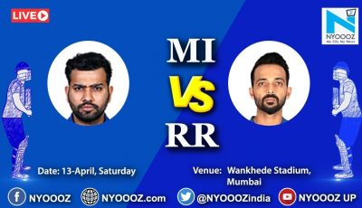 Live IPL 2019 Match 27 Discussion:MI vs RR |Rajasthan Royals Won By 4 Wickets, Jos Butler Scored 89